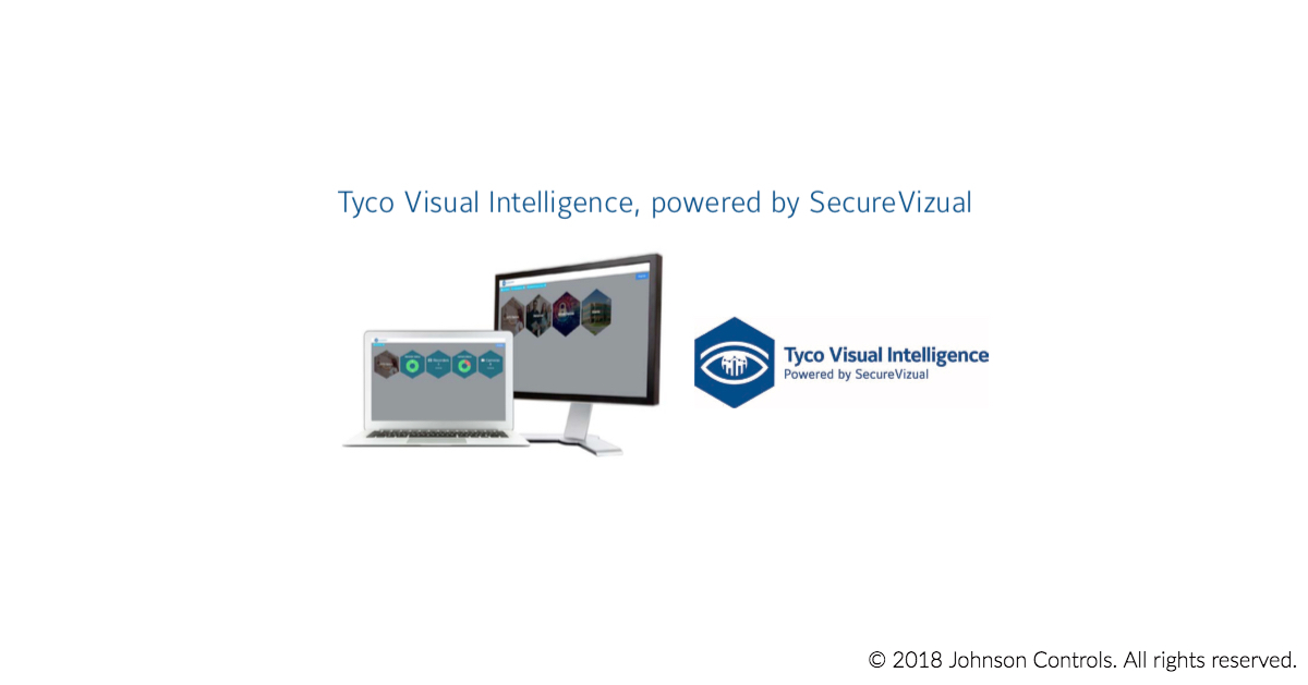 Tyco Visual Intelligence Powered By SecureVizual