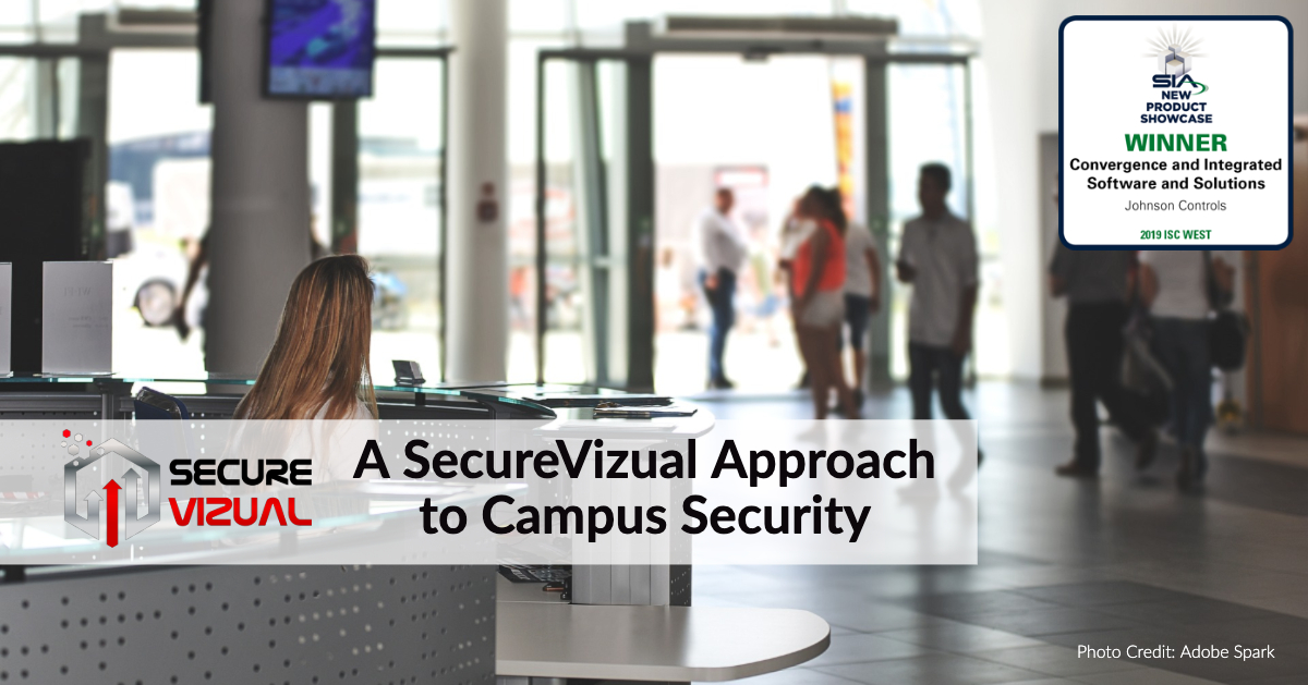 A SecureVizual Approach to Campus Security