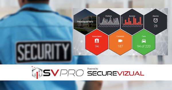 Improve Security Force Management with SecureVizual