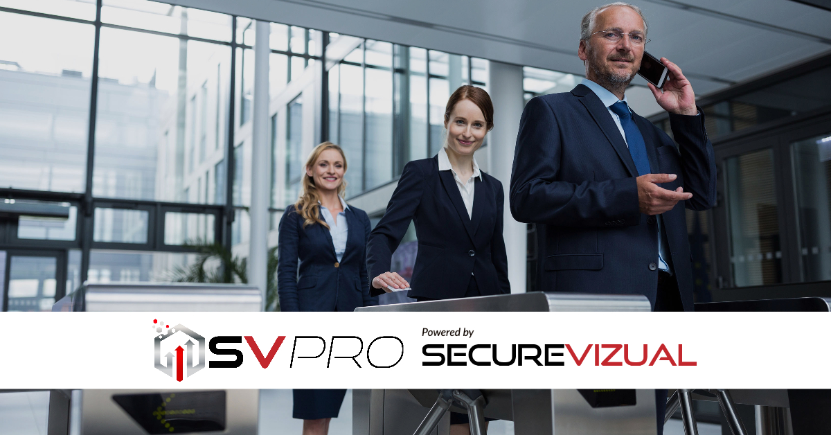 SVPRO Lobby Security Dashboard Reporting Solutions