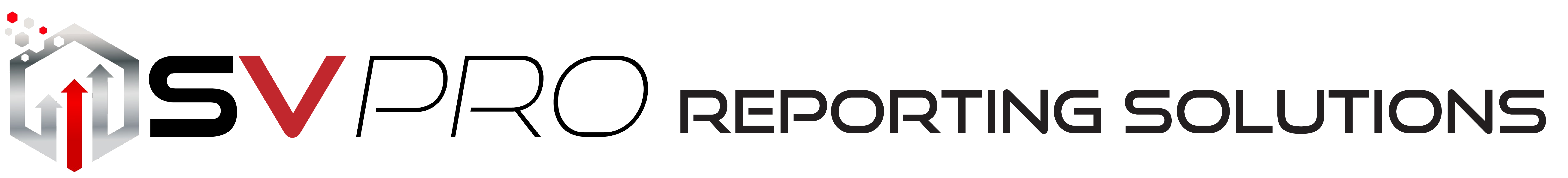SVPRO Reporting Solutions Logo